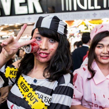 Halloween Shibuya Shenanigans [Đã hủy]