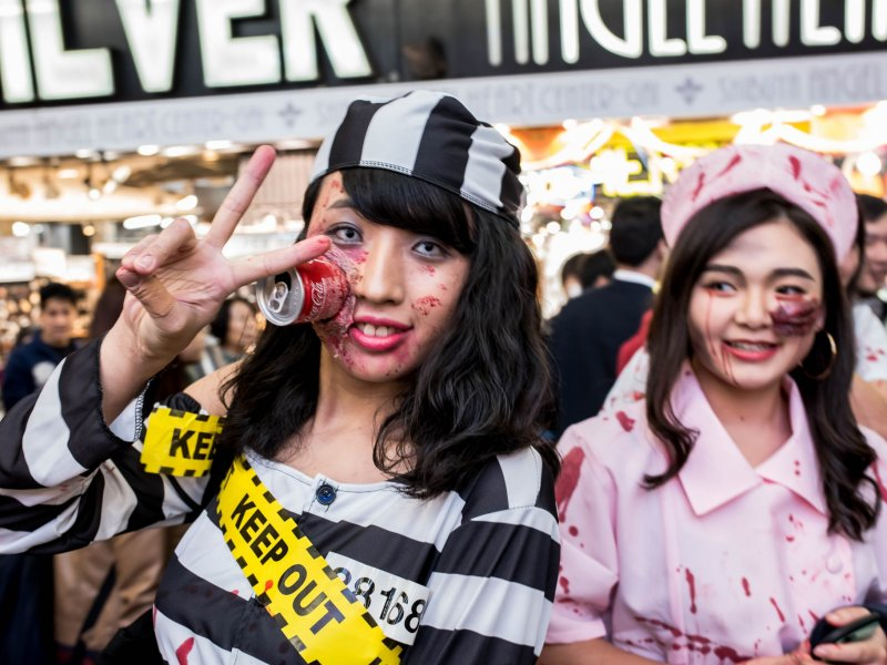 Halloween Tokyo 2020 Halloween in Shibuya 2021   October/November Events in Tokyo
