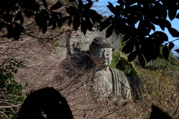 Another view of the daibutsu