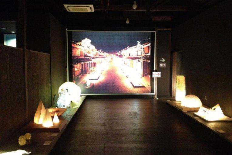 """Mino-Washi """"Akari"""" Art Gallery"""