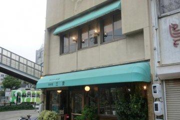Sanai Hotcakes in Toyohashi