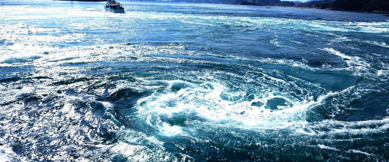 Naruto Whirlpool Boat Trip - Tokushima - Japan Travel