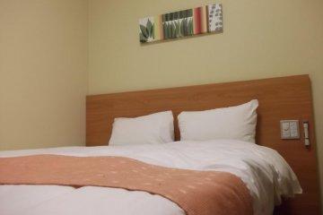 <p>My bed</p>