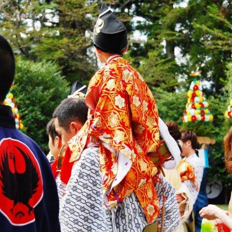 Hongu Taisha Spring Festival