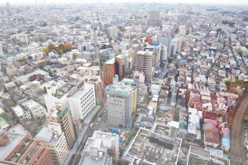 Another view of Tokyo