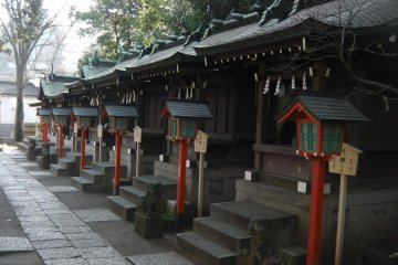 Shinto architecture at its finest
