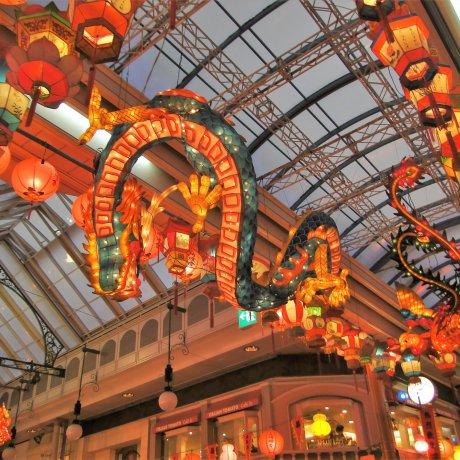 Nagasaki Lantern Festival [Cancelled]