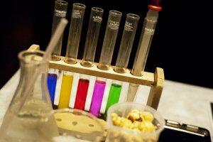 Test tube cocktail