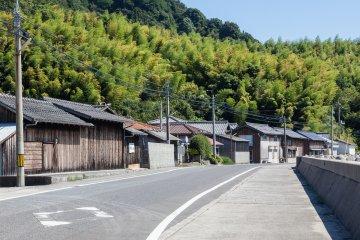 Souvenirs de Setouchi