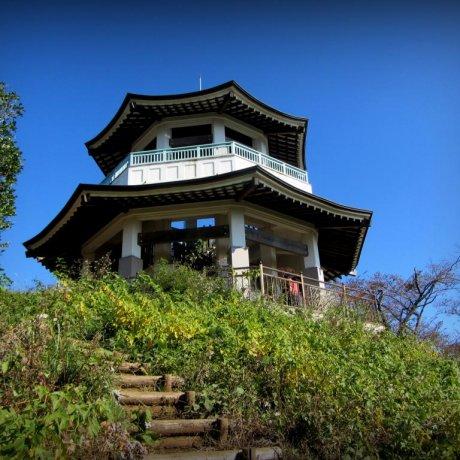 가볍게 당일치기 하이킹: 코보야마 공원(弘法山公園)