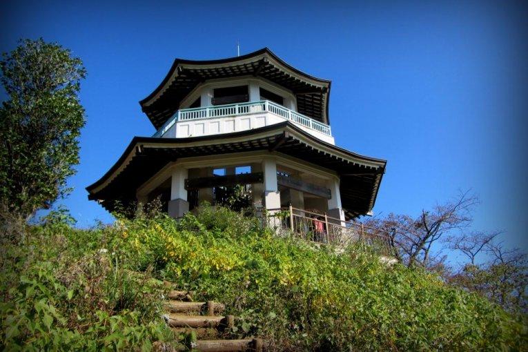 เดินป่าวันเดียวที่อุทยานภูเขาโคะโบะ