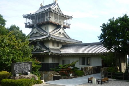 Замок Ивасаки