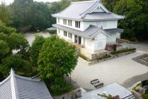 Музей при замке Ивасаки