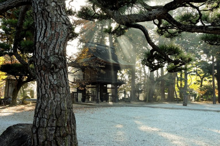 Le Temple Erin-ji en Automne