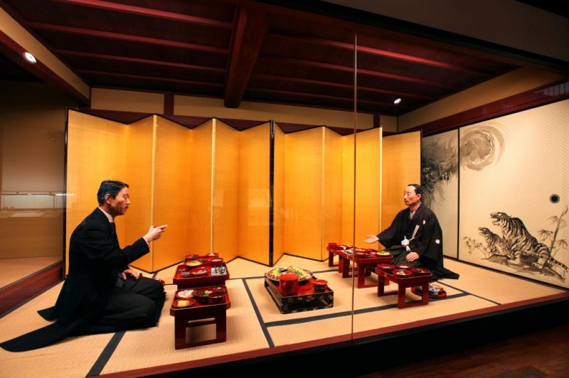 Uchiko has a history of rich and elegant living
