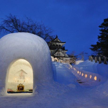7 Winter Events in Akita