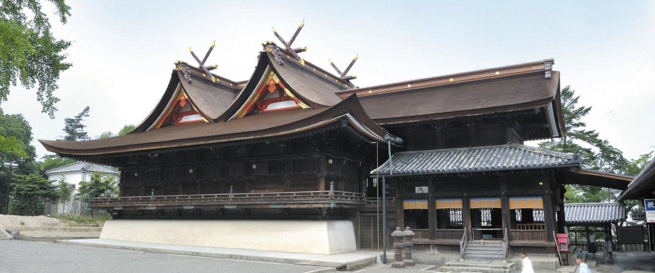 Le Temple Kibitsu