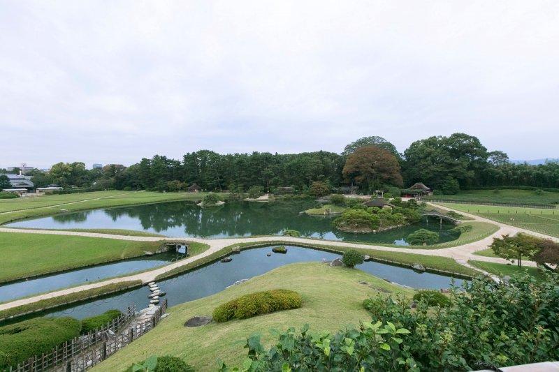 Jardin korakuen d okayama japan travel for Jardin korakuen