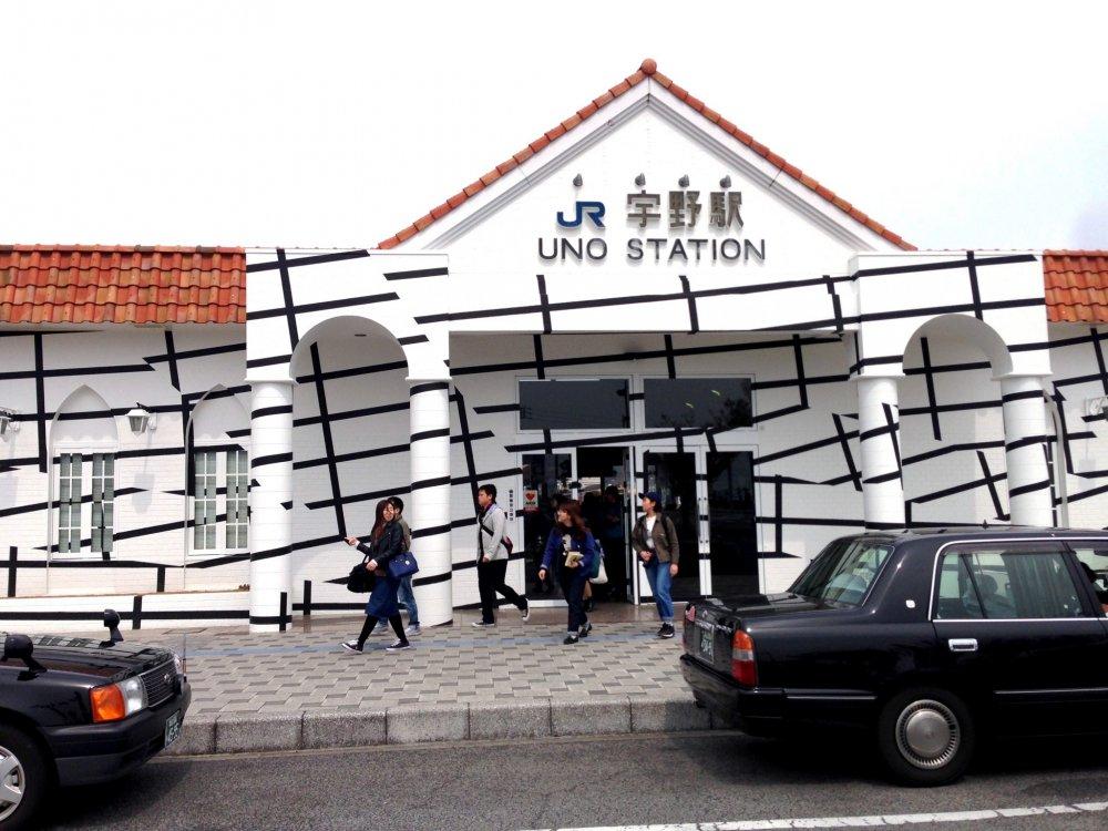 Okayama To Naoshima Okayama Japan Travel Tourism Guide - Japan map naoshima
