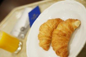 Breakfast in  La Brasserie Laurel