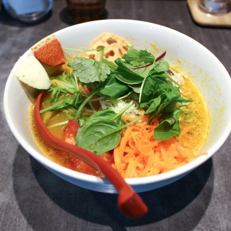 Soranoiro - Mỳ Ramen rau quả