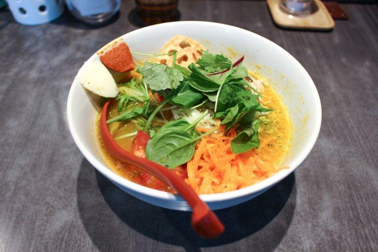 Soranoiro – Ramen Sayuran