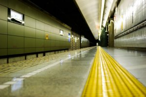 Use the Tokyo Metro to move throughout the city