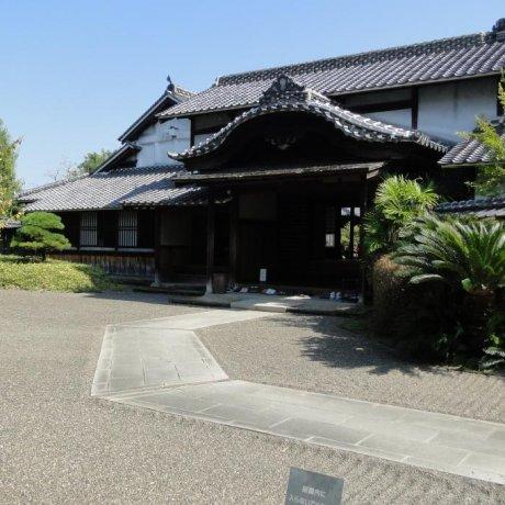 Kyu-Hosokawa Gyobutei