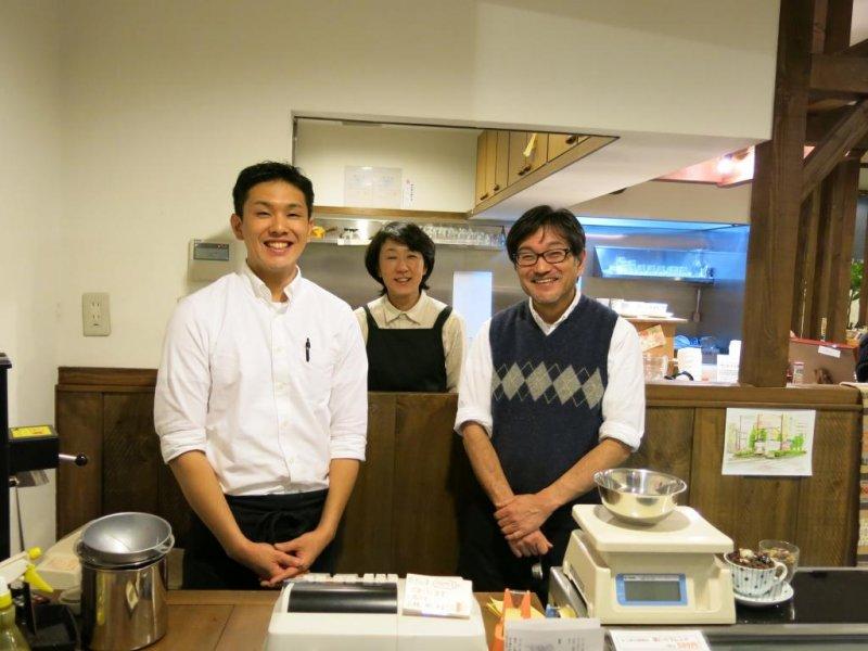 The Nakata Family