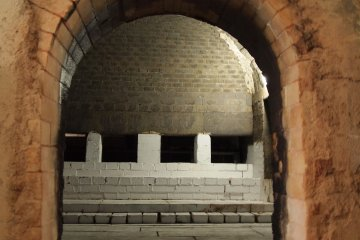 A closer look into a kiln