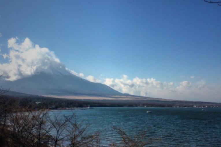 Viên ngọc ẩn giấu ở hồ Yamanaka