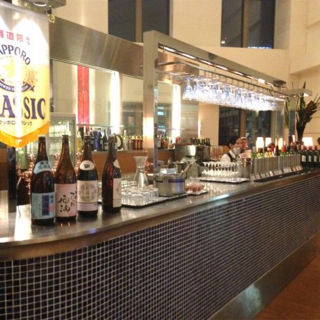 The Buffet at Daimaru Sapporo