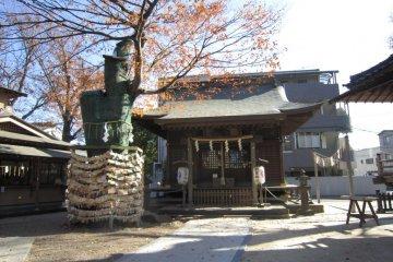 Matsudo Jinja Shrine
