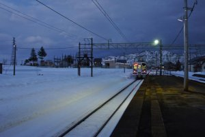 Trạm Shiozawa, tuyến Joetsu