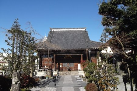 Ngôi Đền Joukyou, Utsunomiya