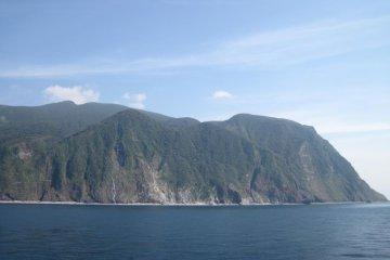 วิวเกาะฮาชิโจจิ