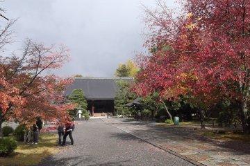 วัด Koryu-ji ณ.เกียวโต