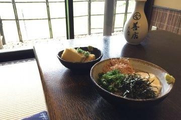 ร้าน Yoi Mise ในโทโยะโอะกะ