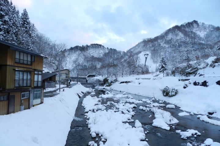 Genuine Hospitality at Hijiori Onsen