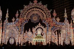 Light festival Kobe Luminarie