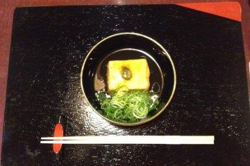 1.先付(Sakizuke)