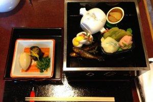 4&5.桜御膳 (Sakuragozen) - name unique to this restaurant