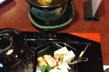7. スッポン鍋 (Suppon nabe)