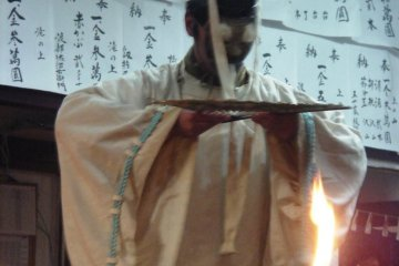 Kurokawa Noh Performance