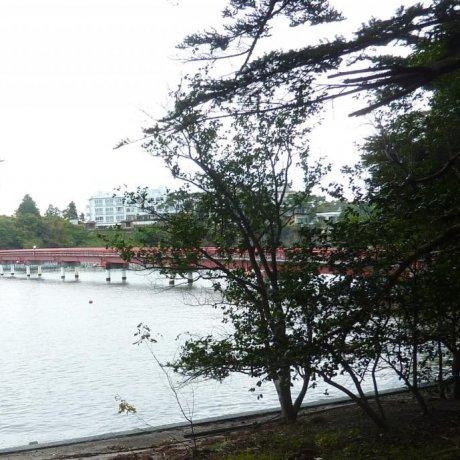 Fukuura Island in Matsushima