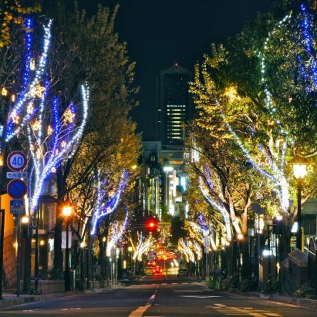 神戸 北野クリスマス・ストリート