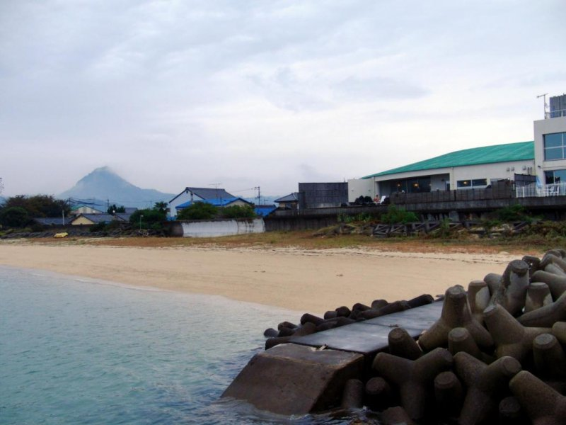 Seapa is right by the sea