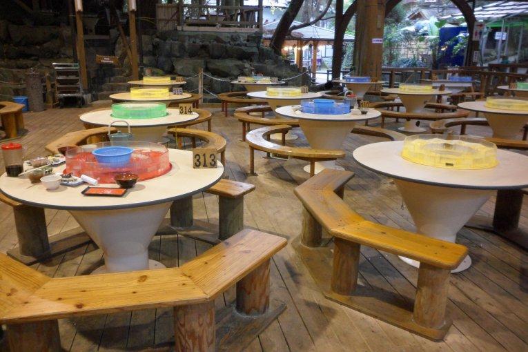 Tosenkyo Somen Nagashi Restaurant