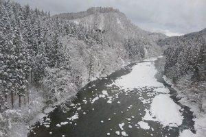 The Omata river