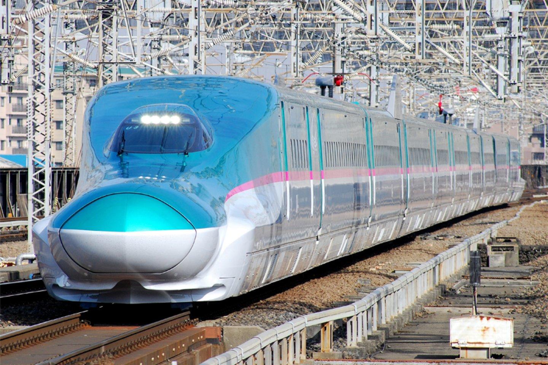 Le shinkansen Komachi